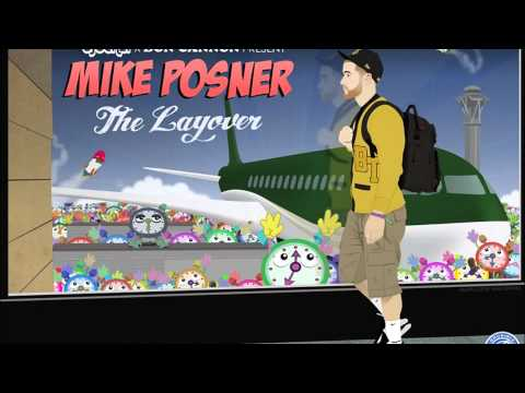 Кліп Mike Posner - Traveling Man