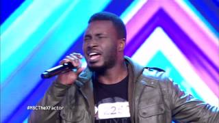 MBC The X Factor حمزة هوساوي I 39 m Not Only The Only One تجارب الأداء
