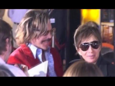 MICKEY ROURKE greets MICHAEL CIMINO  2008