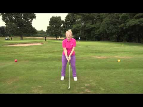 Common lady golfer swing faults fixed 1