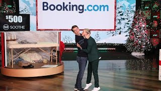 Sean Hayes and Ellen Are All About the Apps for Day 4 of 12 Days
