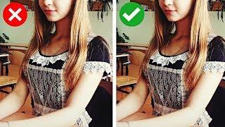 خمس علامات تتأكد من خلالها أن الفتاة في المدرسة تحبك ام لا...!!!
