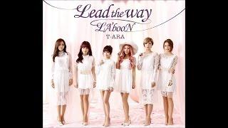 jpn t ara 티아라 lead the way
