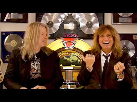 Whitesnake - One On One with David and Adrian (Official Video)