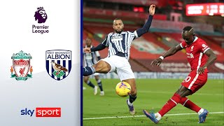 Reds patzen gegen West Brom | FC Liverpool - West Bromwich Albion 1:1 | Highlights - Premier League