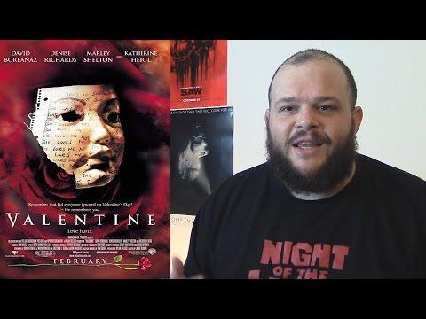 Valentine (2001) movie review horror slasher Valentine's Day