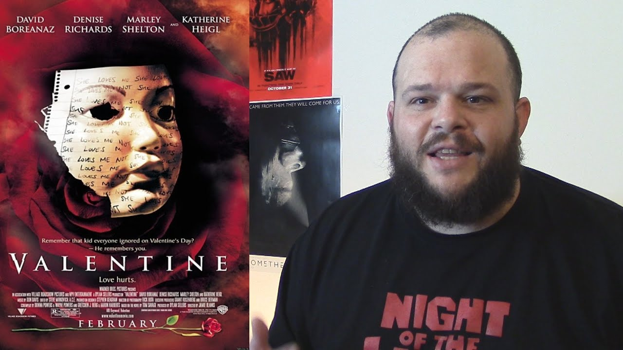 Valentine (2001) Movie Review Horror Slasher Valentineu0027s Day   YouTube