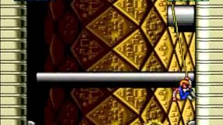 Battletoads & Double Dragon: The Ultimate Team (Genesis) - Longplay