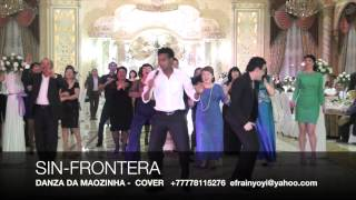 SIN-FRONTERA Wedding Party   (COVER 2014)