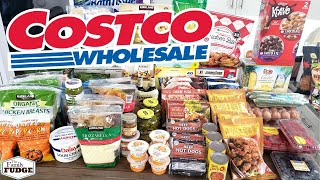 HUGE Monthly Grocery HAUL + Shop with Me | Costco + Trader Joe