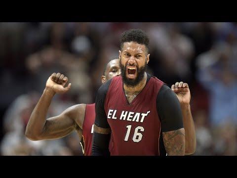 James Johnson Wills The Heat To Double OT Victory!
