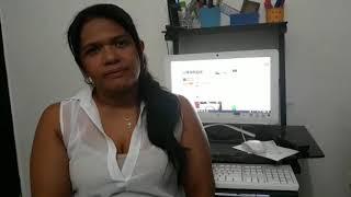 Mensaje de la comunicadora social- periodista Johanna Romero