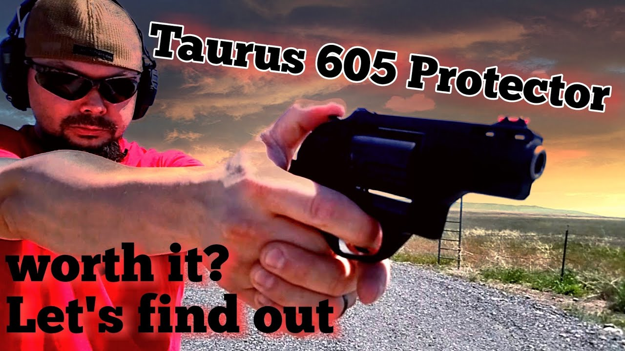 Taurus 605 polymer protector best affordable 357 mag for personal defense