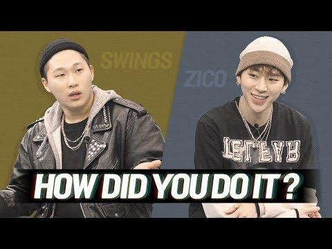 [ENG SUB] 지코가 성공할 수밖에 없는 이유 / How Did You Do It? with 지코 Zico, 스윙스 Swings