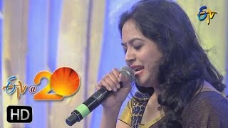 Sunitha,Deepu Performance - Tula Tula Tulasi Song in Kurnool ETV @ 20 Celebrations