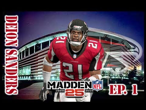 Madden 25: Deion Sanders Connected Franchise Ep.1 - Going Back to the Roots