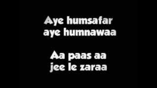 Jee Le Zaraa Lyrics | Talaash