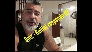Quiz - Bellini responde 07