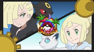 Lillie vs. Gladion | Pokémon the Series: Sun & Moon—Ultra Legends | Official Clip