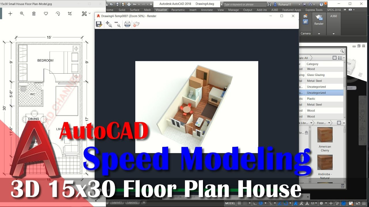 3D 15x30 House Floor Plan With AutoCAD Sd Modeling on floor plans 30x45, floor plans 16x24, floor plans 10x24, floor plans 8x16, floor plans 20x50, floor plans 18x40, floor plans 16x36, floor plans 8x10, floor plans 16x16, floor plans 10x20, floor plans 18x36, floor plans 16x20, floor plans 25x25, floor plans 16x40, floor plans 12x30, floor plans 20x20, floor plans 30x50, floor plans 30x40, floor plans 24x24,