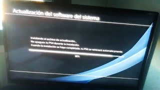 MI PS4 HA MUERTO - ACTUALIZACIÓN SOFTWARE DEL SISTEMA ERROR
