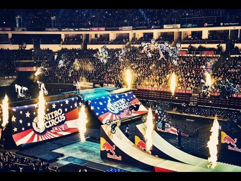 Nitro Circus - Cape Town, South Africa LIVE!!!!