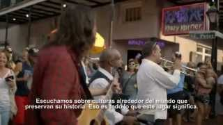 Foo Fighters Sonic Highways - New Orleans Adelanto