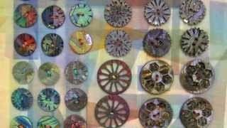 Craft Ideas With Textile Artist Margaret Beal | Textile Art Techniques | Homemade Crafts