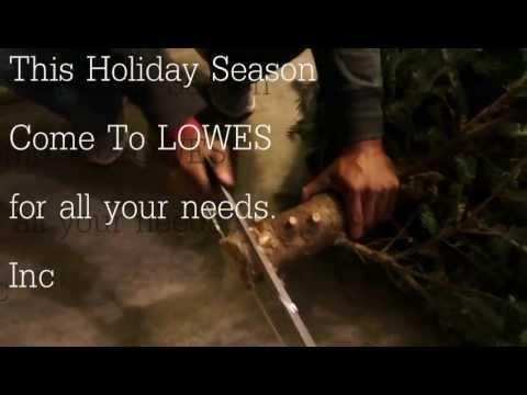 Lowes Christmas Commerial