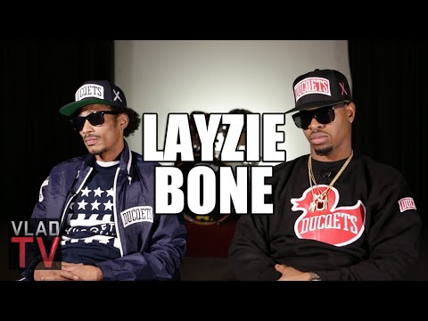 Layzie Bone Recalls Bizzy Battling Jay Z in the 90s & Talks Bone Thugs Biopic