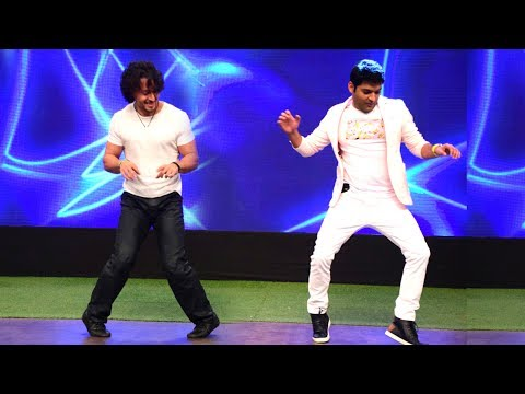 Kapil Sharma's FUNNY Dance With Tiger...