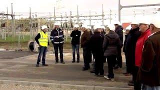 Tag der offenen Tür im TenneT-Umspannwerk Würgau