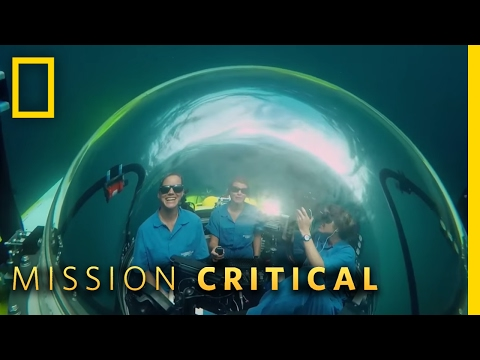 Creatures of the Deep Sea  Mission Critical