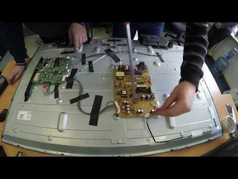 видео: Ремонт подсветки телевизора lg | repair lg tv