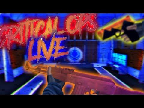 Critical Ops Stream - After dark!!!