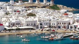 Отдых летом, Греция Когда лучше ехать