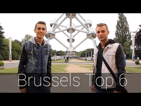 Brussels Top 6 | Travel guide | Must-sees for your city tour
