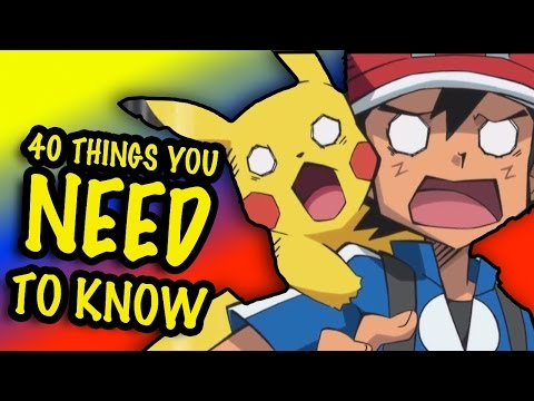40 Things You MUST KNOW For Pokemon Red, Blue & Yellow On 3DS Virtual Console