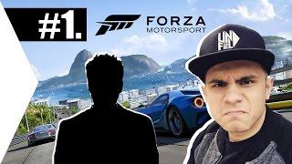 MEGSZÓLAL A RÓKA! :D | Forza Motorsport 6. | Rókával | #1.