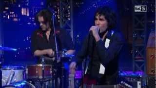 Jon Spencer Blues Explosion - Strange Baby live on Letterman [sub ITA]