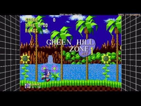 SEGA Genesis Classics (PS4/XBOX One) | Sonic The Hedgehog | Green Hill Zone - Acts 1-3 thumbnail