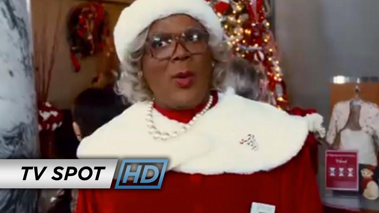 Download A Madea Christmas (2013) - '#1 Comedy' TV Spot