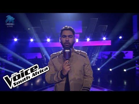 Craig - Purple Rain | The Live Show Round 5 | The Voice SA