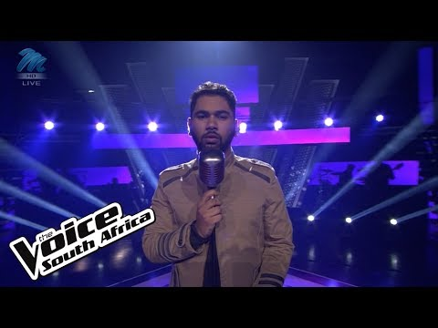 Craig - Purple Rain | The Live Show Round 5 | The Voice SA
