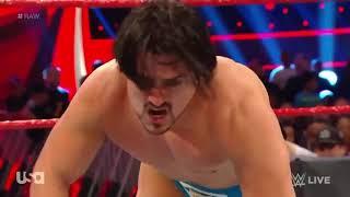 WWE Komik Montaj - Rey VS Angel Garza #23 (küfürlü)