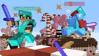 Minecraft Skywars / Candy and Diamonds for Dayz / ExoRandy