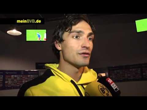 HSV - BVB: Stimmen zum Spiel von Kehl, Hummels und Zorc