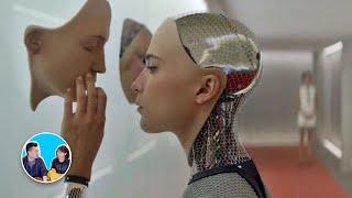 【老高真的搬家了】用一部電影講解圖靈測試我們如何才能發現人工智能獲得了真正的智慧 | 老高與小茉 Mr & Mrs Gao