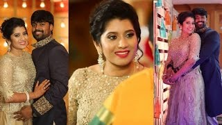 Vijay TV Anchor VJ Priyanka Deshpande Marriage Videos Exclusive