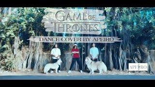 Game of Thrones Theme Song   Contemporary, Hip Hop & Indian   Dance Choreography by Apeiro